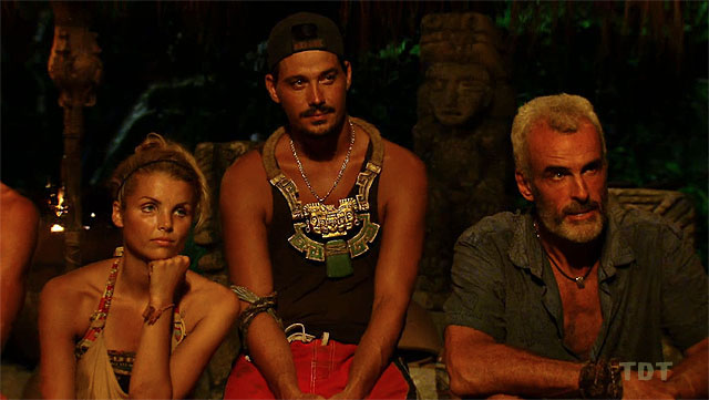 Ep11 F7 Tribal Council