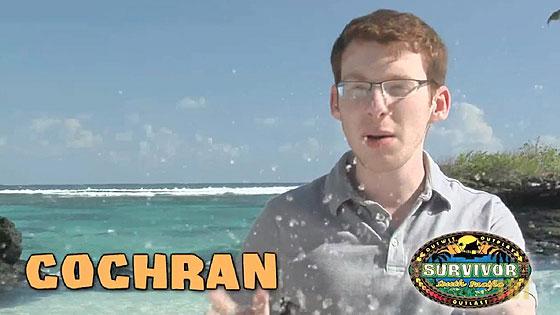 john cochran survivor essay harvard