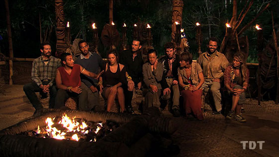 Ep9 F10 Tribal Council