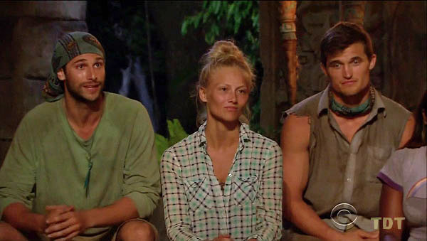 Ep4 Tribal Council