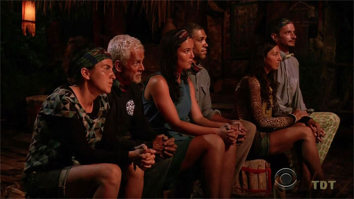 Ep3 Tribal Council