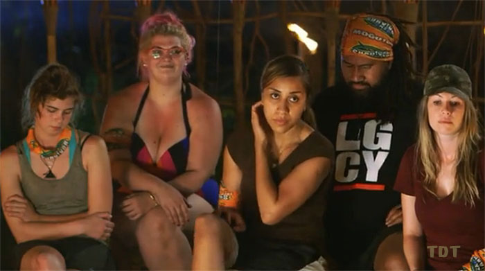 Ep1 Tribal Council