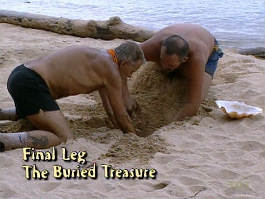 Buried Treasure - Ep4 IC