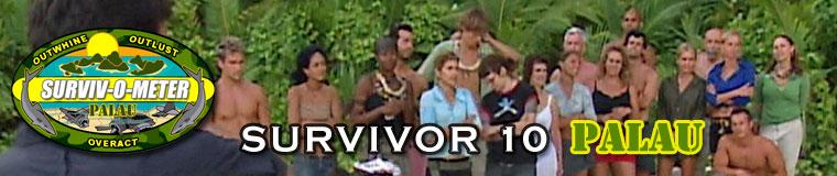 Survivor 10: Palau
