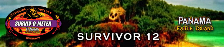 Survivor 12: Panama - Exile Island
