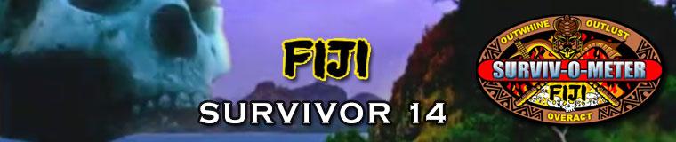 Survivor 14: Fiji