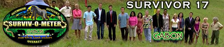 Survivor 17: Gabon