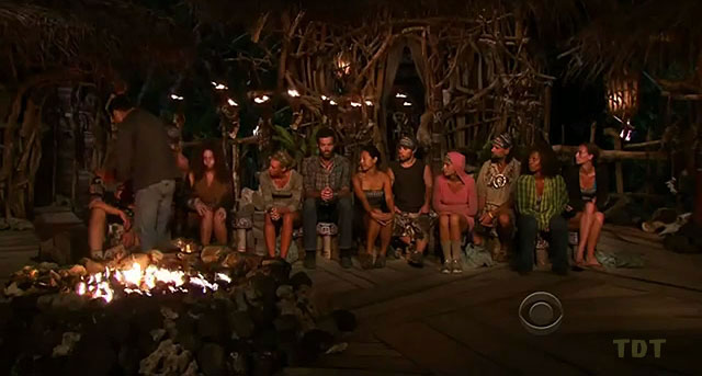 Merge Tribal Council