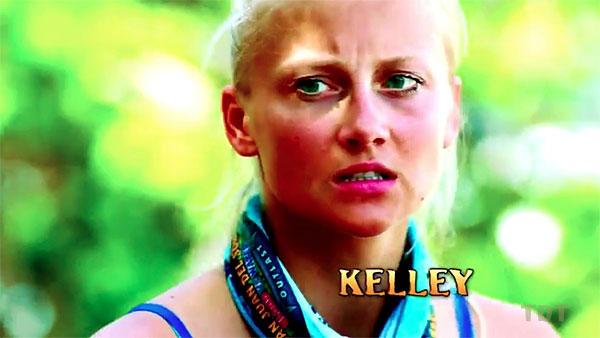 Survivor Contestant Kelley Wentworth