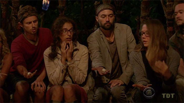 Ep11 Tribal Council