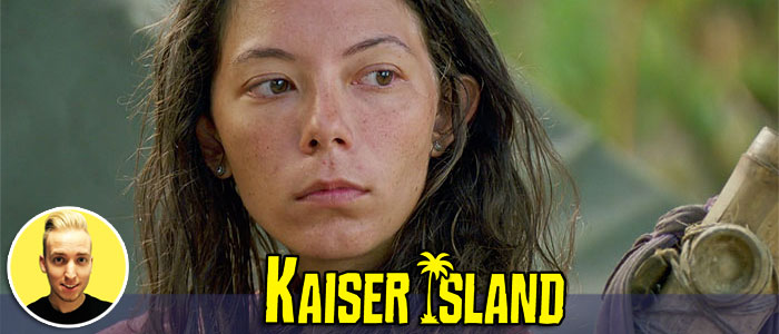 I'm excited, and I'm nervous, and I'm sad - Kaiser Island