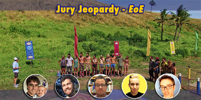 Jeff Pitman's Survivor: Edge of Extinction recaps index