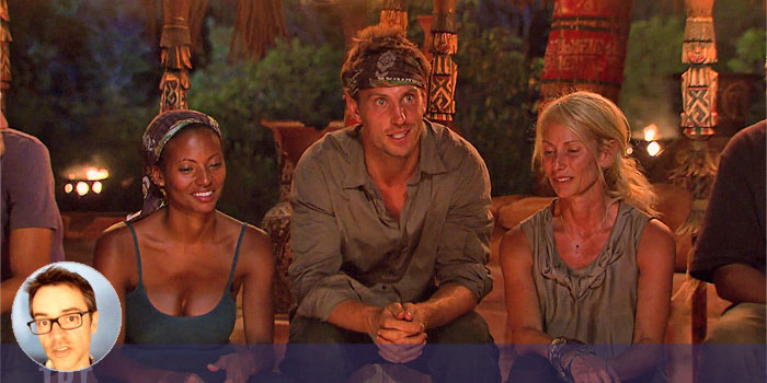 Survivor and the problem with the first vote