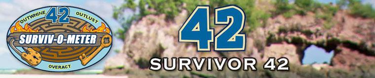 Survivor 42