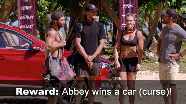 Abbey wins RC