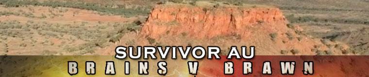 SurvivorAU 6: Brains v Brawn content