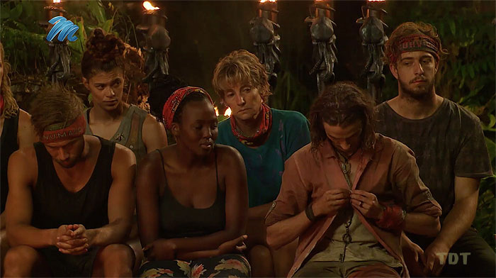 Ep13 Tribal Council