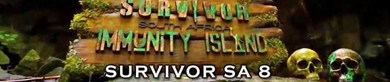 SurvivorSA 8: Immunity Island